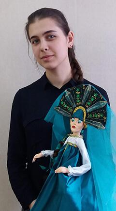 Якушкина Мария