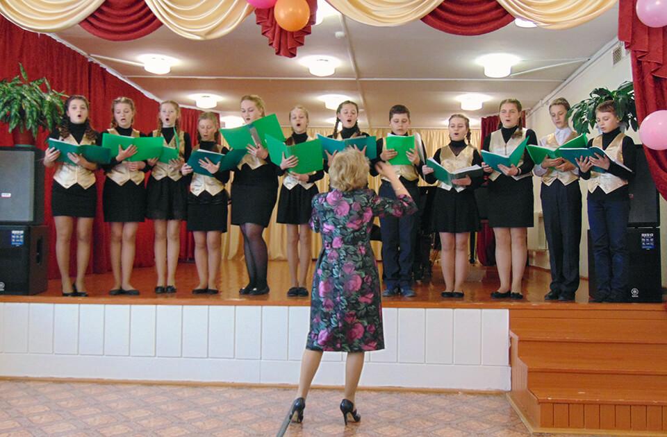 Отчетный концерт Сытовой Е.И.