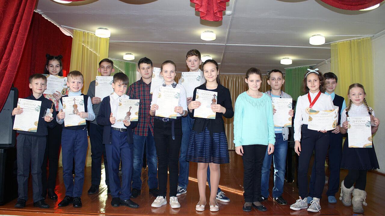 III Конкурс «Поколение талантов»